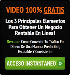 Video Gratis 3 Elementos para un negocio rentable